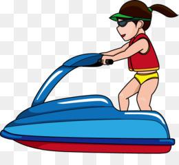 260x240 Free Download Boat Personal Water Craft Sea Doo Jet Ski Clip Art