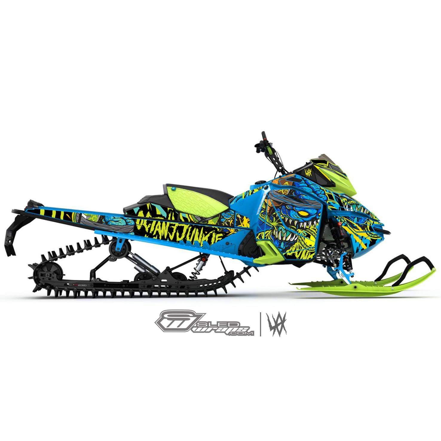 1476x1476 Leif Alvarsson Art The New 2017 @skidooofficial Freeride!!! Get
