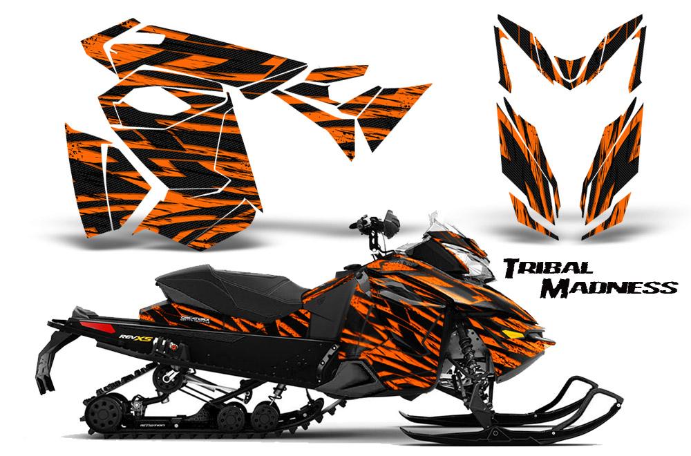 1000x660 Ski Doo Rev Xs Mxz Renegade 2013 2016 Graphics Creatorx Graphics