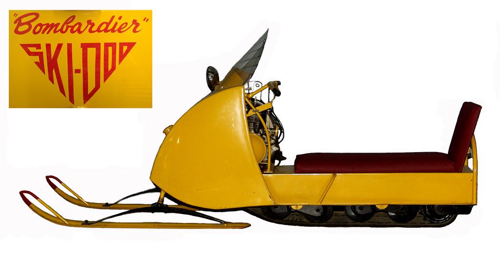 1024x544 Ski Snowmobile Artifact No. Cstm 1971.0437 Date