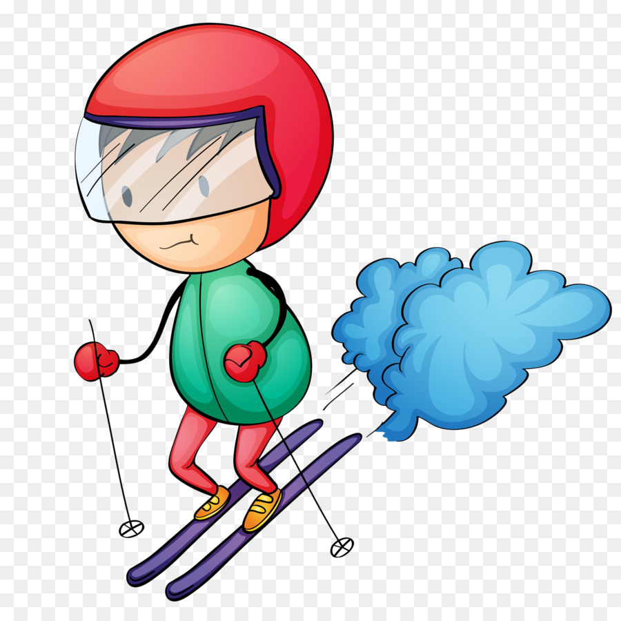 Skiing Clipart at GetDrawings com | Free for personal use