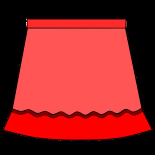 Skirt Clipart