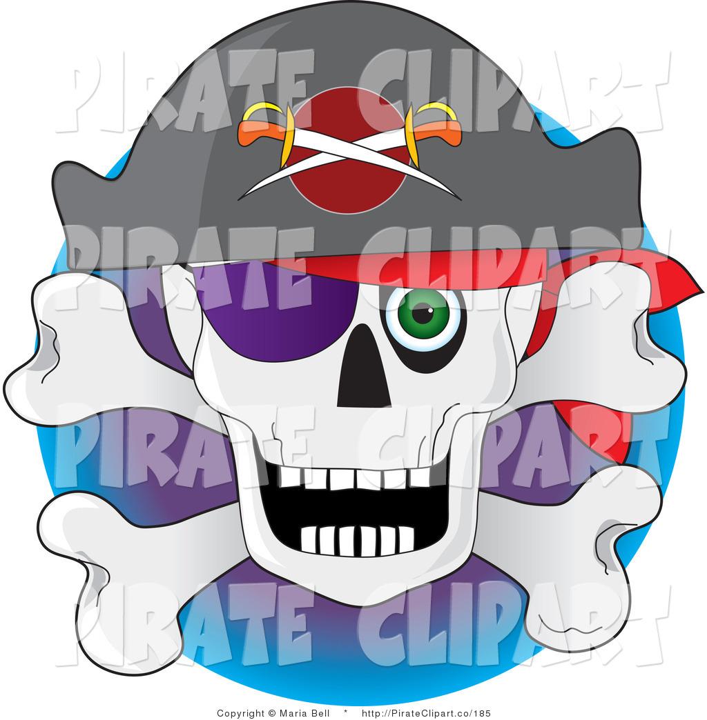 1024x1044 Clip Art Pirate Skull Clipart