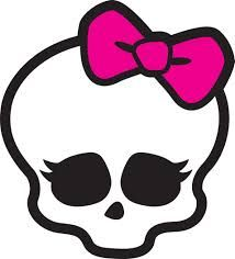 214x236 Collection Of Monster High Skull Clipart High Quality, Free