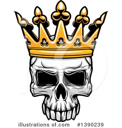 400x420 Skull Clipart