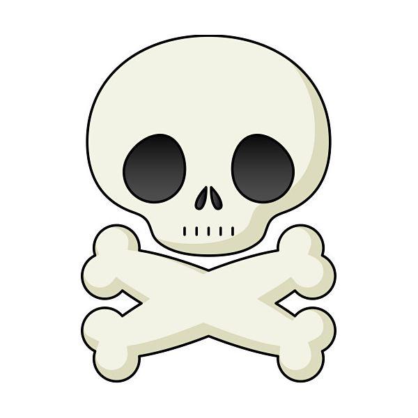 600x600 Ssckull Clipart Pirate Skull'45365