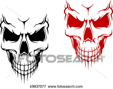 450x353 Mouth Clipart Skull