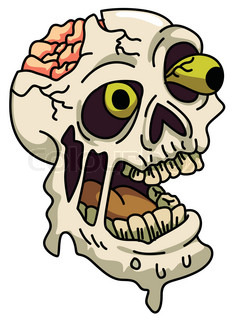 237x320 Collection Of Zombie Head Clipart High Quality, Free