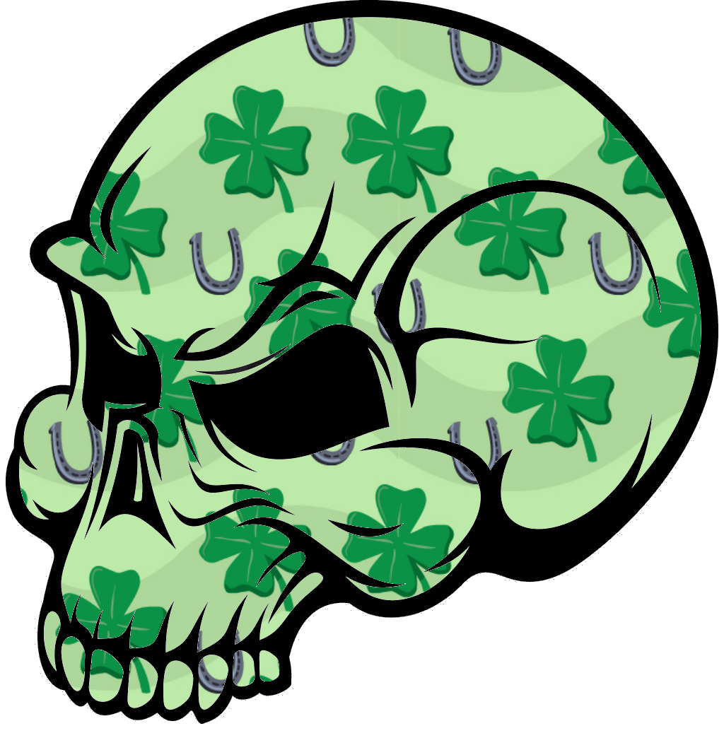 1024x1044 Ireland Clipart Skull