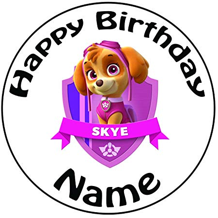 graphic regarding Paw Patrol Logo Printable referred to as Skye Paw Patrol Clipart at  Absolutely free for