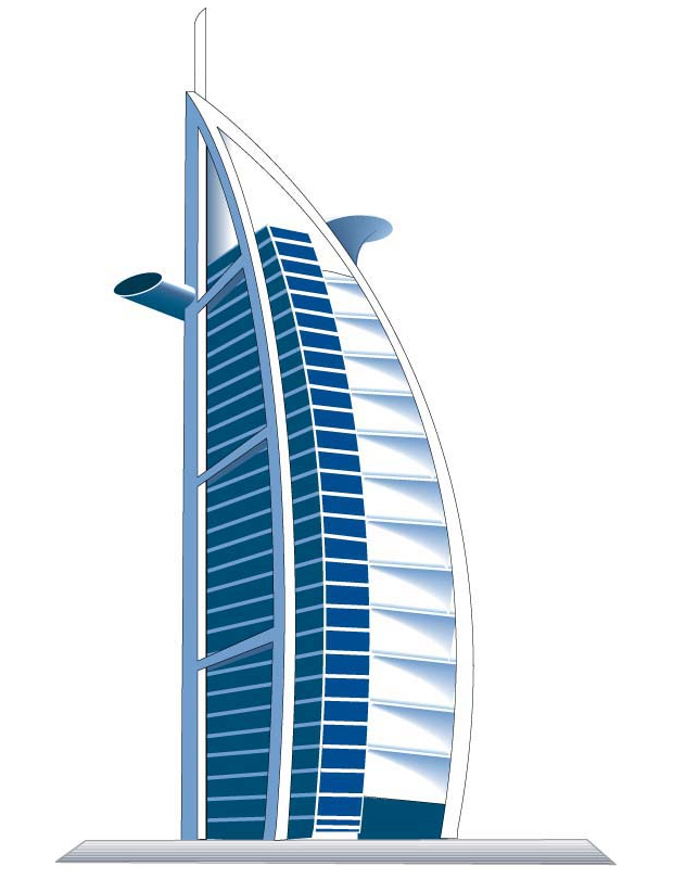 620x810 Collection Of Dubai Tower Clipart High Quality, Free