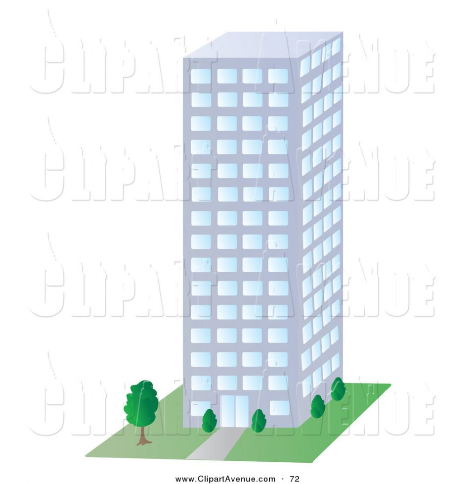 959x978 Uncategorized Clip Art Office Building Excellent Inside Elegant