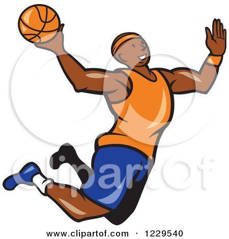 450x470 Royalty Free (Rf) Dunk Clipart, Illustrations, Vector Graphics