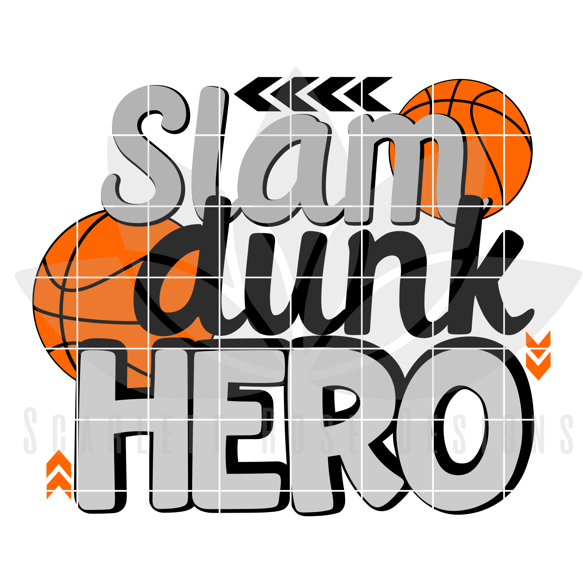 2000x2000 Slam Dunk Hero