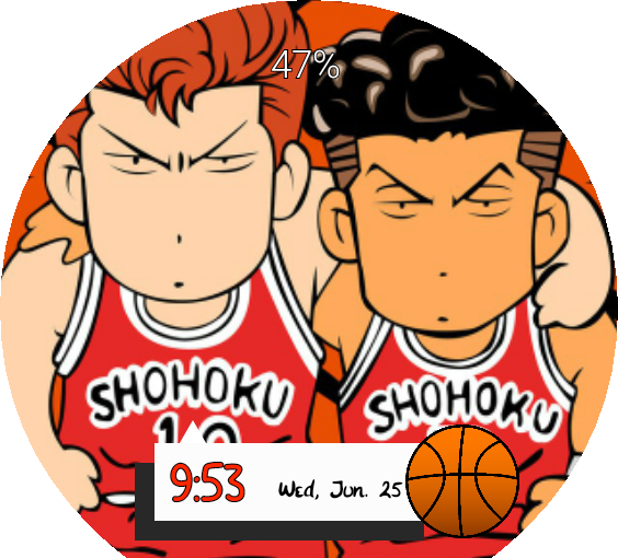 564x510 Anime Slam Dunk