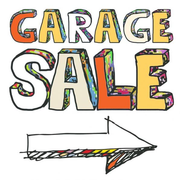596x596 Free Yard Sale Clip Art Clipart 4