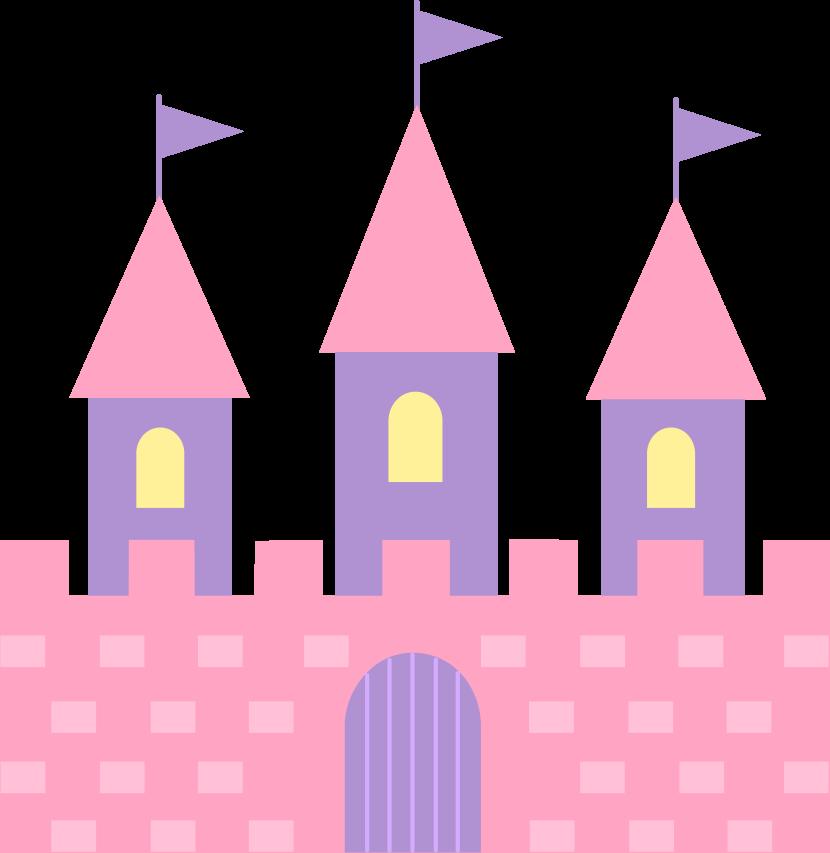 830x853 Castle Clipart