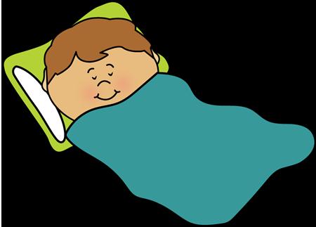 450x323 Kid Sleeping Clip Art