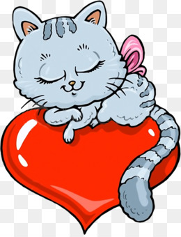 260x340 Black Cat Kitten Cartoon Clip Art