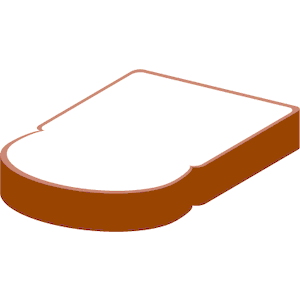 slice of bread clipart at getdrawings com free for personal use rh getdrawings com  slice of bread clipart free