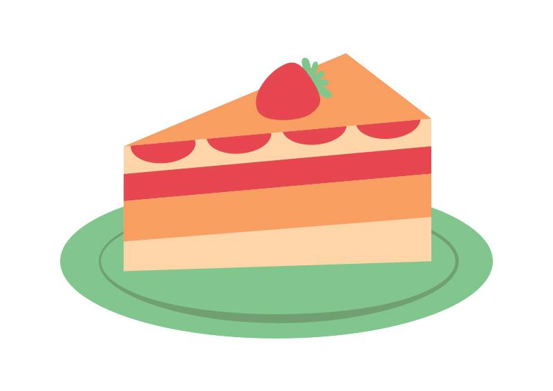 800x566 Piece Of Cake Clip Art Choreography A Piece Of Cake In Easy Steps