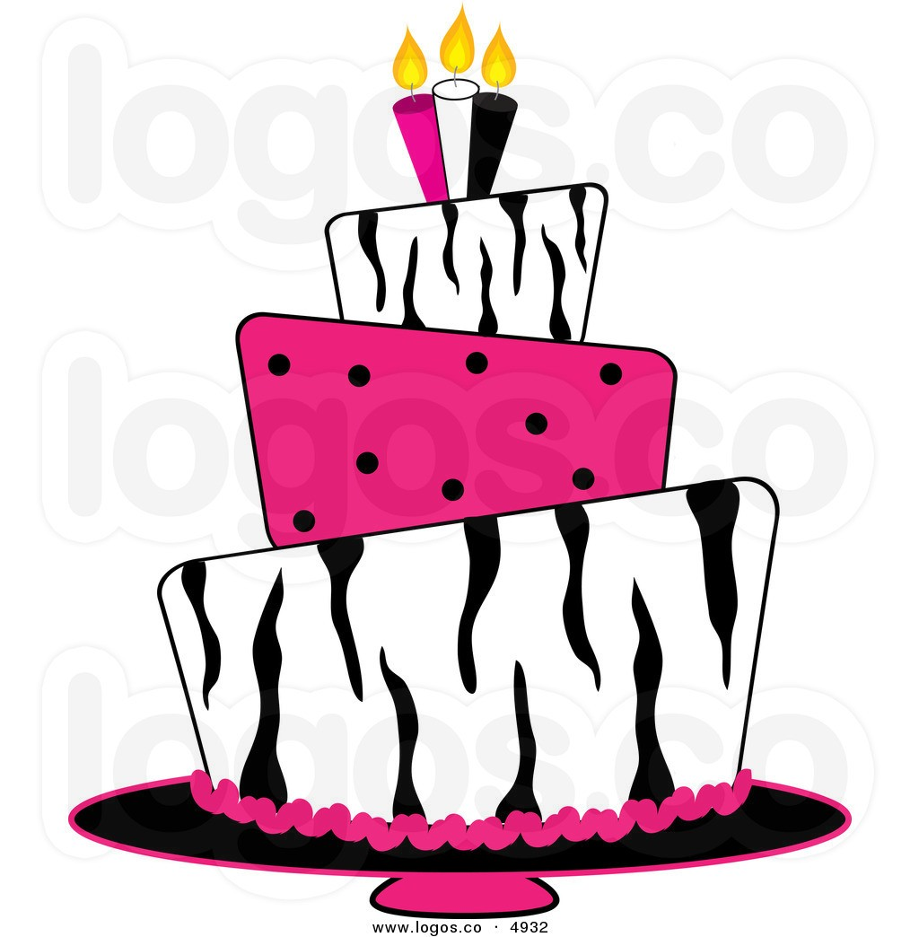 1024x1044 Pink Cakes Clipart