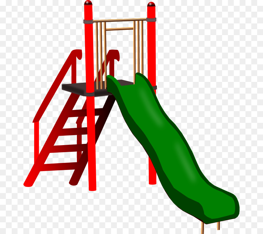 900x800 Playground Slide Animation Clip Art