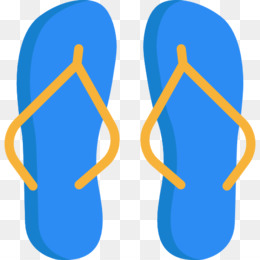 260x260 Slipper Plastic Shoe Footwear Clip Art