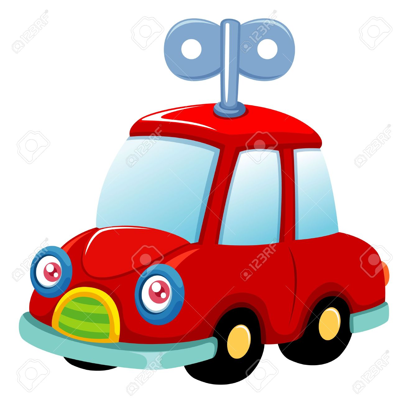 Small Car Clipart