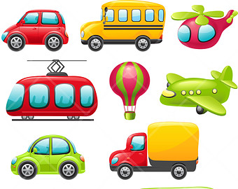 340x270 Vehicle Clipart Kids Toy