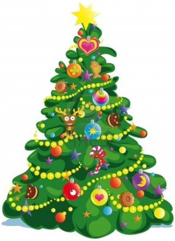 600x825 My Home Reference Christmas Trees Pictures Clip Art My Home