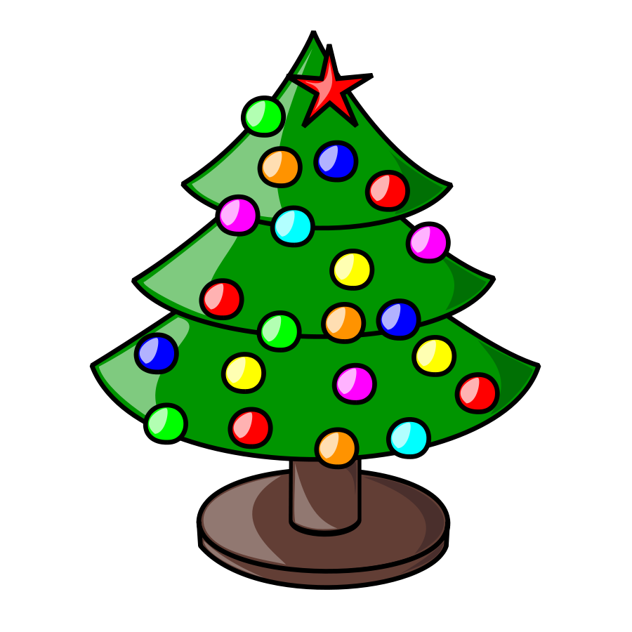 900x900 28 Collection Of Small Christmas Tree Clipart High Quality