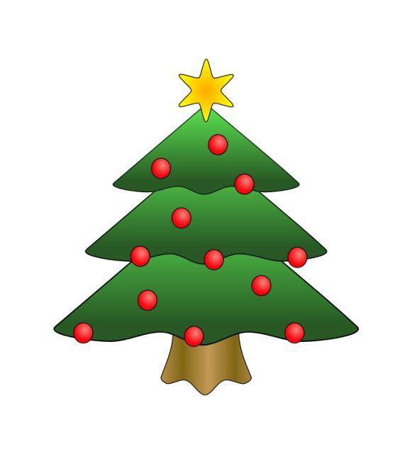 581x640 Small Christmas Tree Clip Art Fun For Christmas