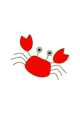 320x453 59 Free Crab Clipart