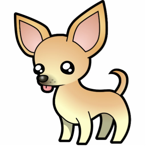 512x512 Image Of Chihuahua Clipart