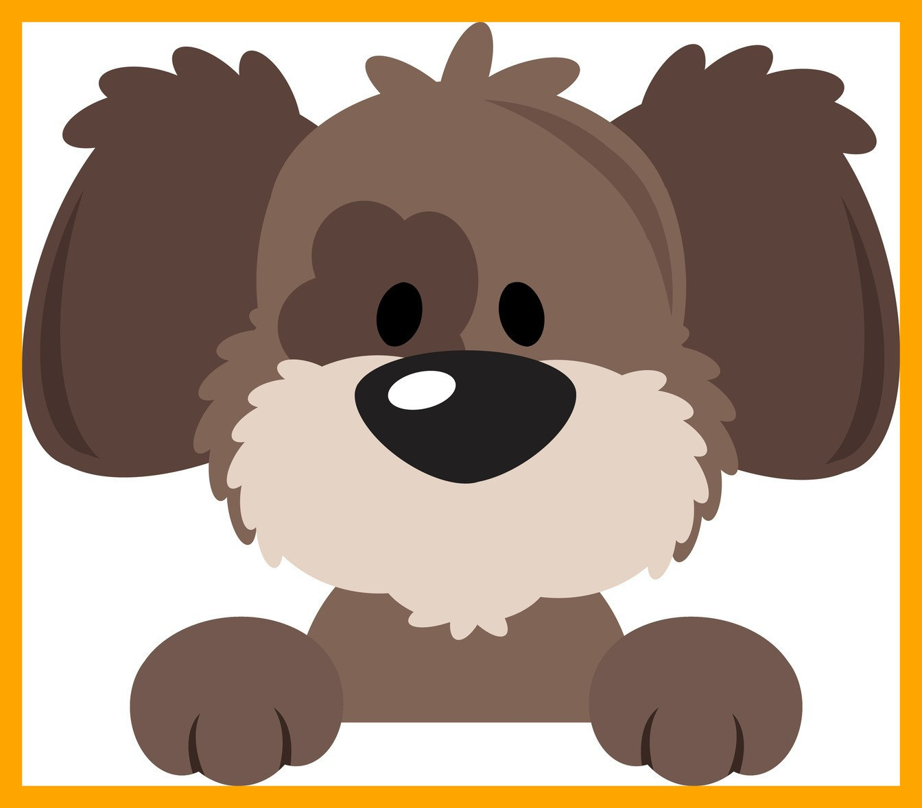 1344x1179 Awesome Dog Clip Art Puppy Clipart For You Hanslodge Pic Of Cute