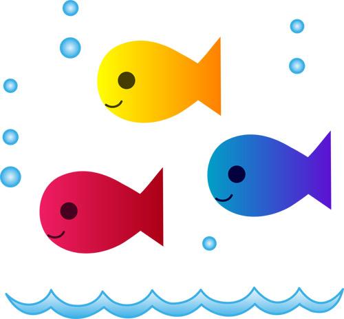 500x463 Simple Fish Clip Art Clipart Panda