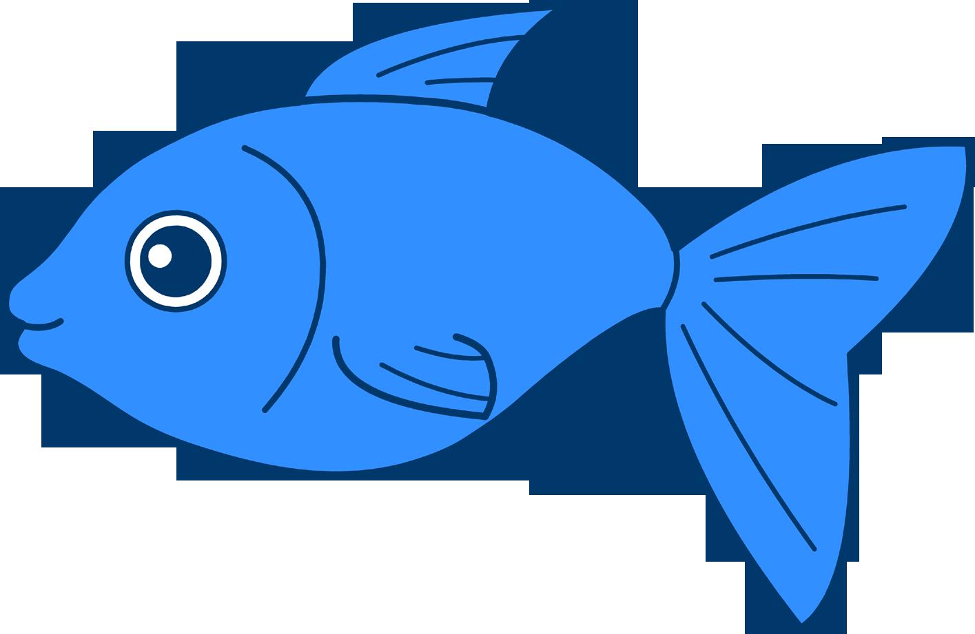 1415x921 Small Fish Clipart