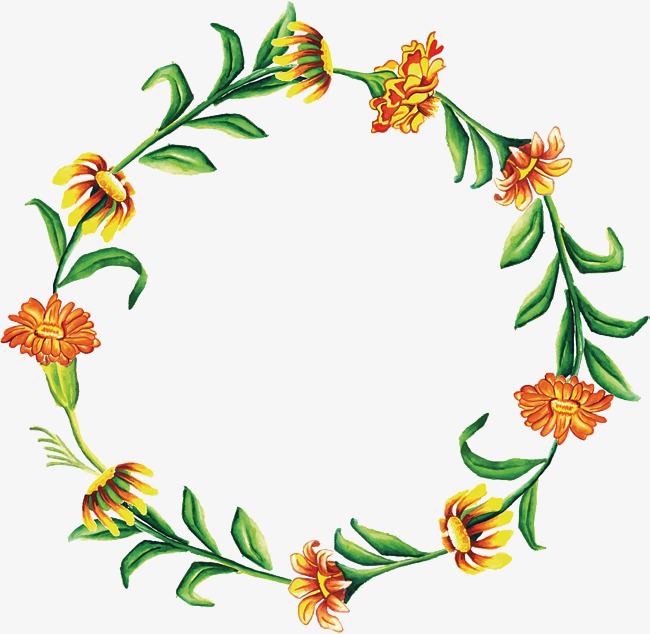 650x634 Clipart Wreath Carnation Flowers Png Amp Clip Art Wreath Carnation