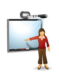 Smartboard Clipart