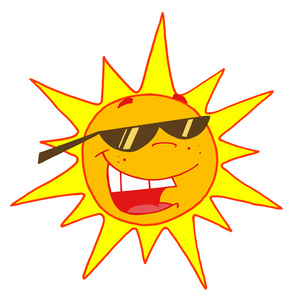292x300 Free Sun Clipart Image 0521 1009 2213 0806 Weather Clipart
