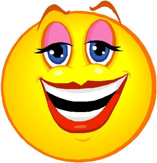 508x525 Smile Clipart