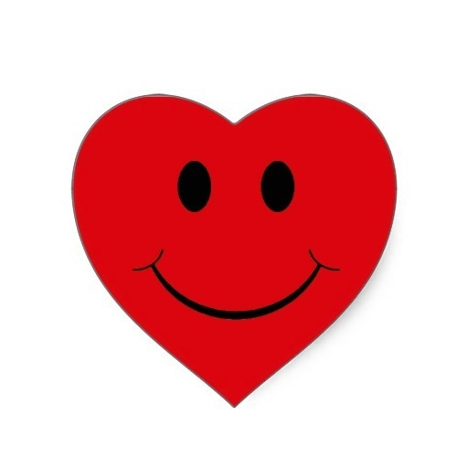 512x512 Heart Smiley Faces Clip Art World Of Example