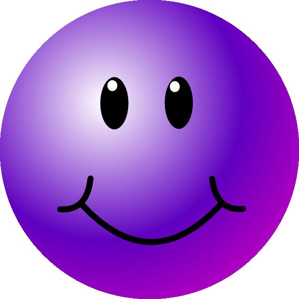 600x600 Purple Smiley Face Purple Smiley Face Clip Art Purple