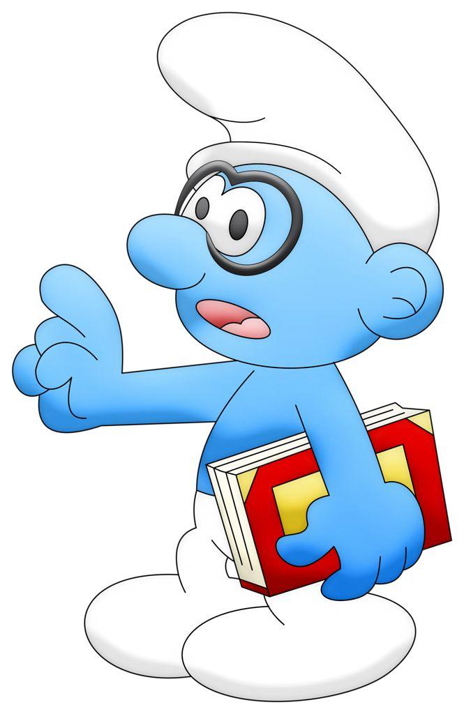 Smurf Clipart