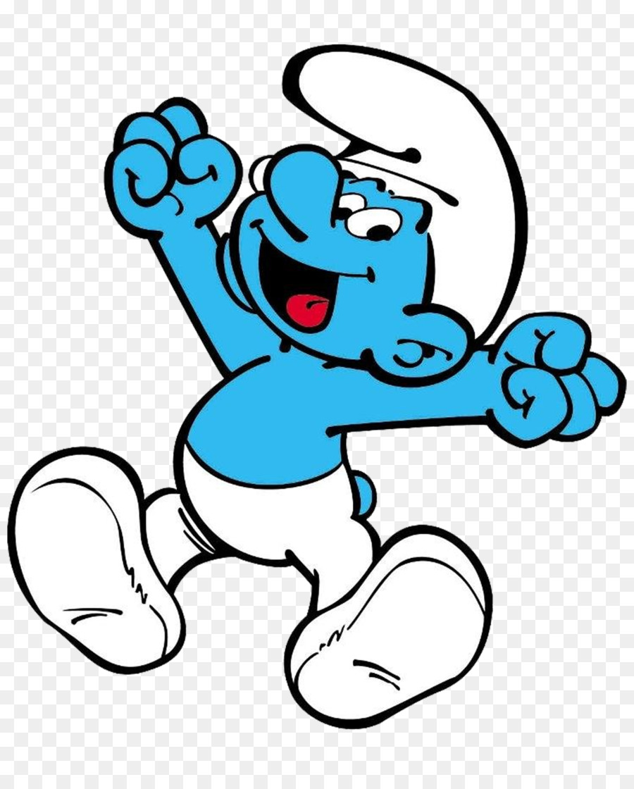 900x1120 Hefty Smurf Smurfette Baby Smurf The Fake Smurf The Smurfs