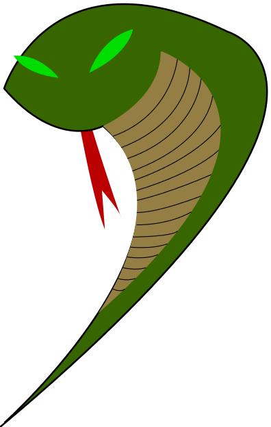 396x624 Free Snake Cartoon Clipart
