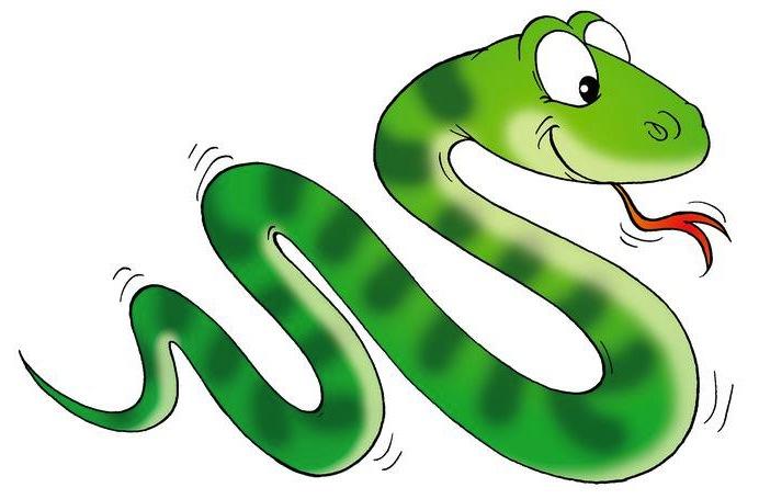 692x455 Free cartoon snake clipart