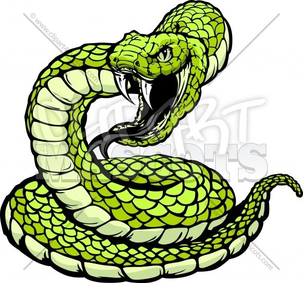 590x551 Serpent Clipart Graphic 3891943