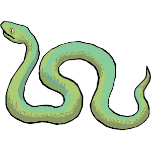 300x300 Snake Clipart, Cliparts Of Snake Free Download (Wmf, Eps, Emf, Svg